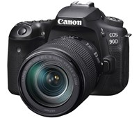 Canon EOS 90D 18-135mm F3.5-5.6 IS STM