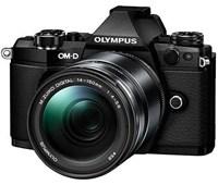 Olympus OM-D E-M5 MK II Zwart 14-150mm F4-5.6 II