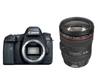 Canon EOS 6D Mark II 24-105mm F4L IS USM