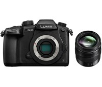 Panasonic Lumix DMC-GH5 12-35mm F2.8 G X Vario II