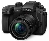 Panasonic Lumix DMC-GH5 12-60mm F3.5-5.6 Lumix G Vario ASPH O.I.S